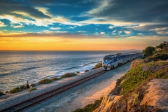 del-mar-train-sunset