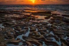 hospital-reef sunset 2