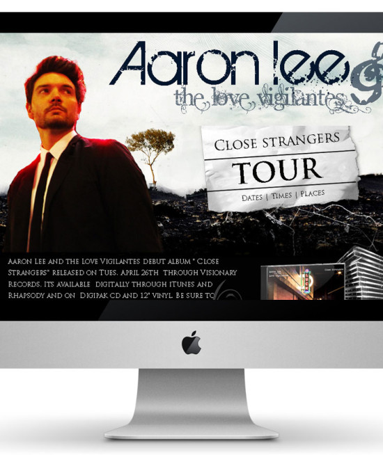 BAND_WEB_DESIGN